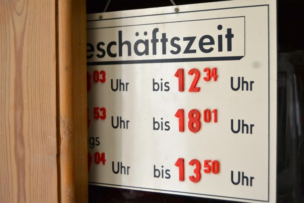 Öffnungszeiten | schokofisch.de