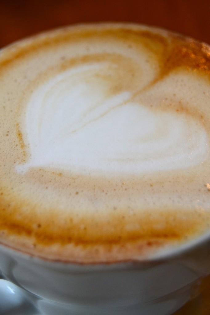 Netzwerken und Kaffee trinken | schokofisch.de
