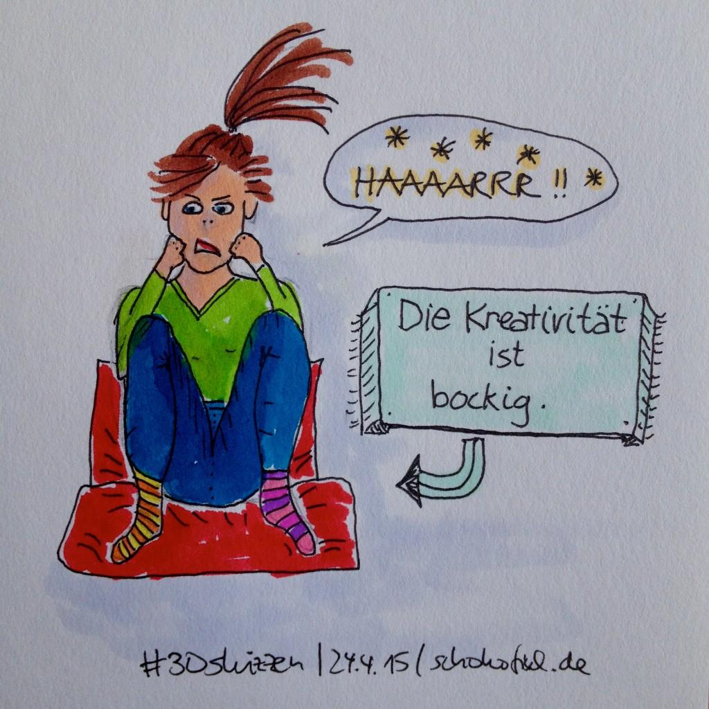Kreativität? schokofisch.de