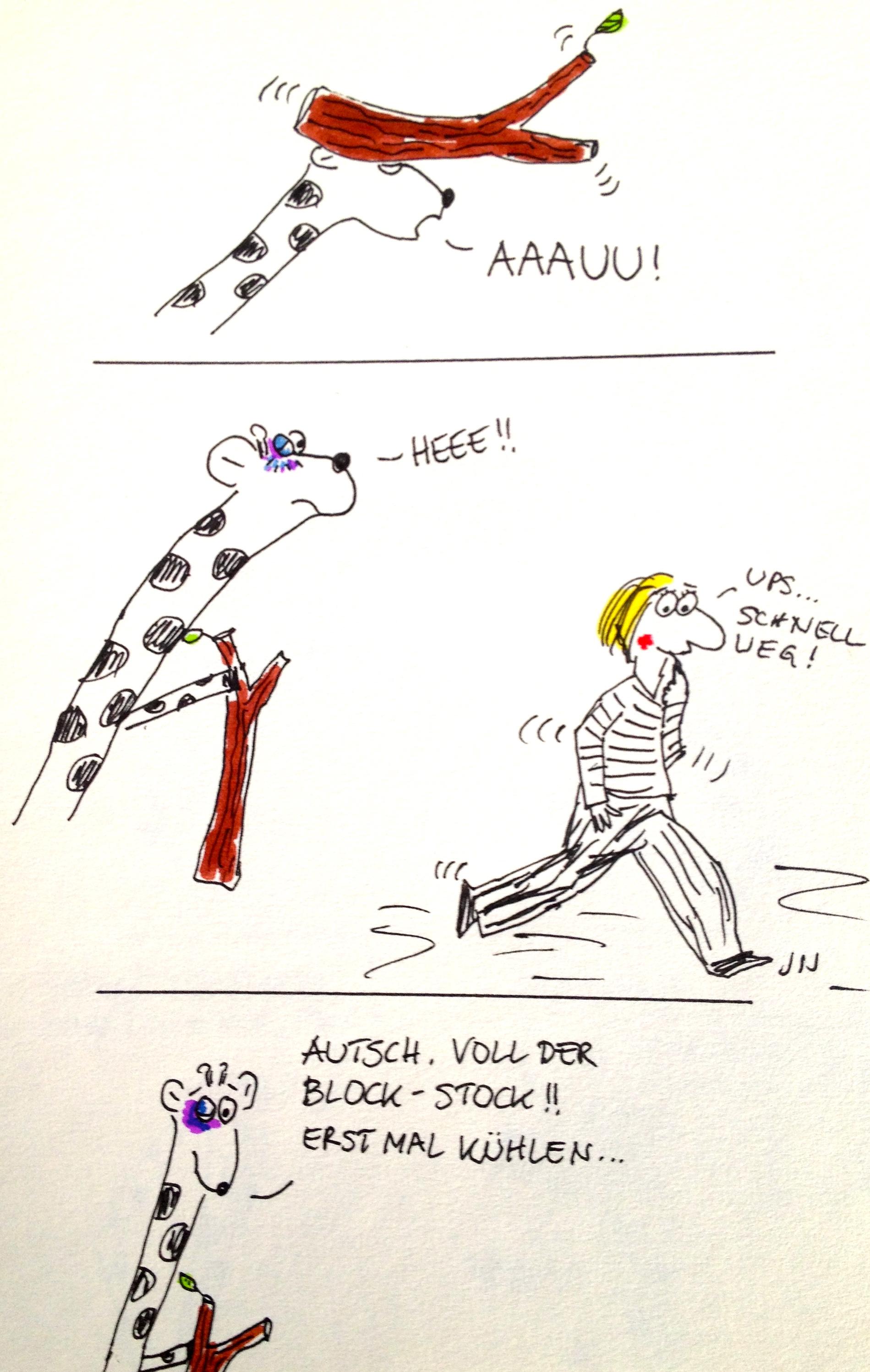 Blogstöckchen | schokofisch.de